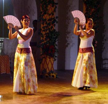 XIX Feria de Julio de la Casa de Andalucía de Calpe, del 09 al 12 de Julio 2015, Mario Schumacher Blog