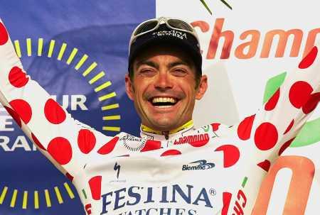 Bergtrikot Tour De France