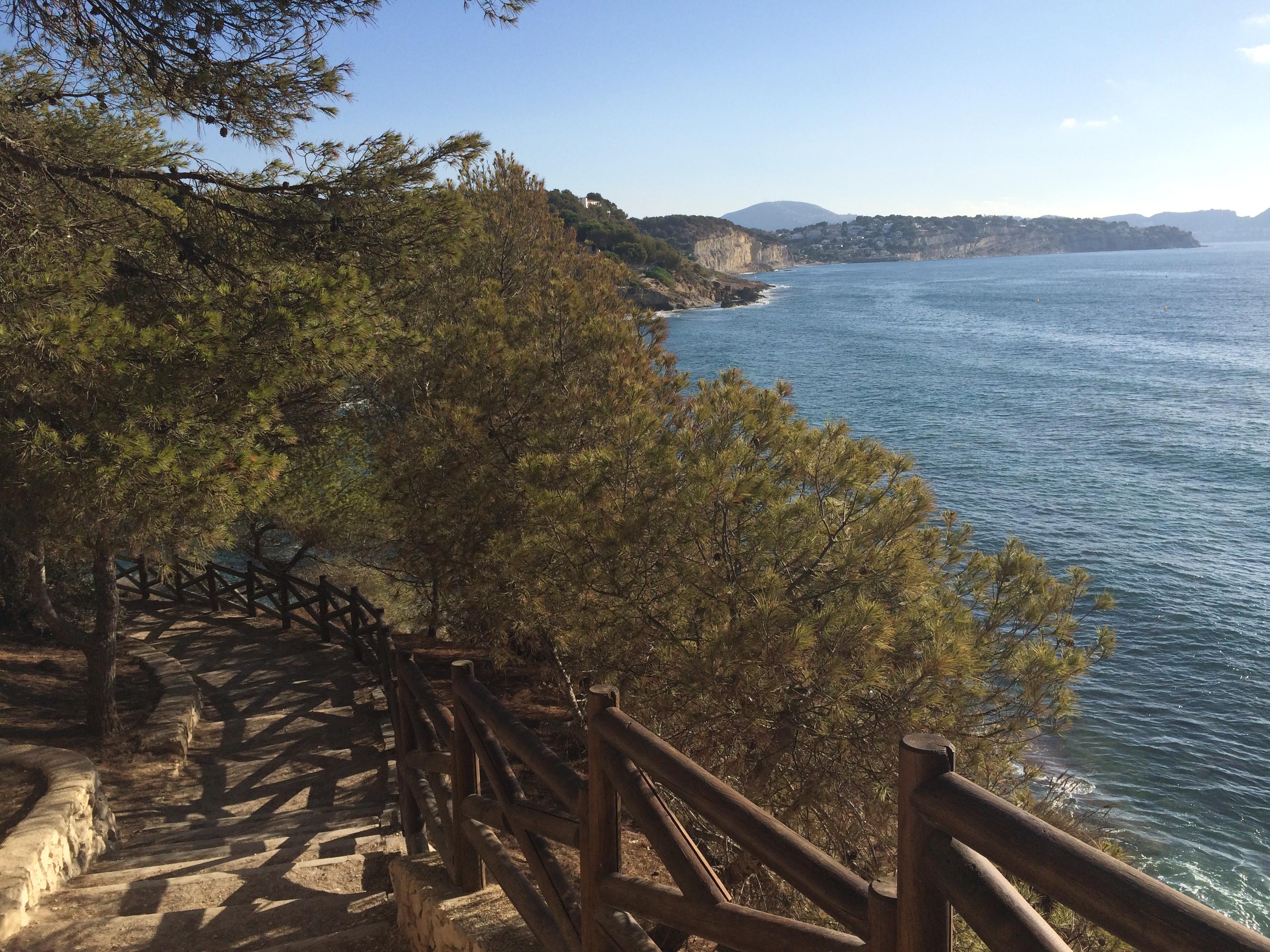 Küstenwanderweg in Spanien – 666 Stufen von Calpe nach Benissa, Mario Schumacher Blog