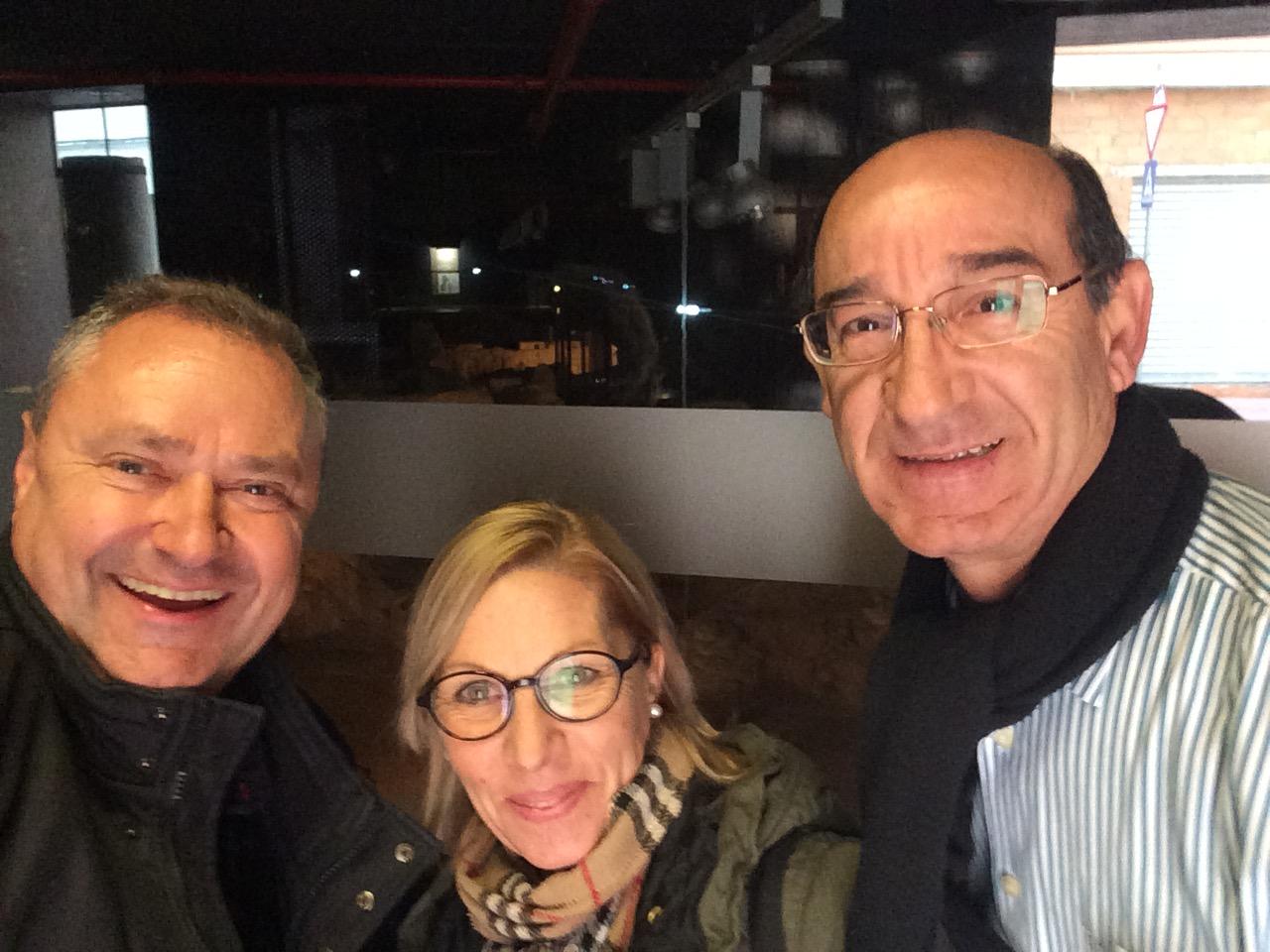 Taller: Creando un BLOGTRIP en 3 horas con 23 profesionales de Tourist Info de la Comunitat Valenciana en Sagunto, Mario Schumacher Blog
