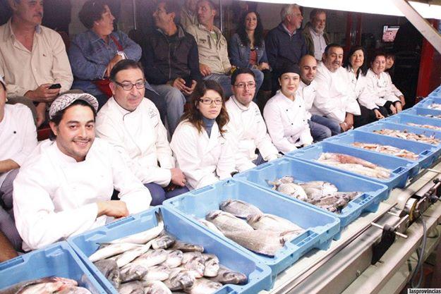 4ª Xàbia al Plat Mariner, gastronomischer Höhepunkt in der Fischbörse von Jávea – 21.November 2015, Mario Schumacher Blog
