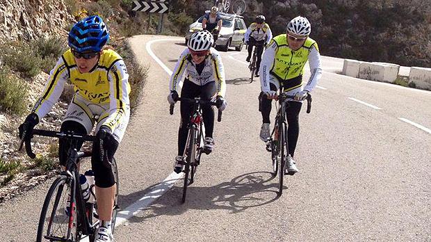 """XI Campus de Ciclismo """"Actívate"""" Eduardo Chozas del 17.- 21.Febrero 2016 en Calpe, Mario Schumacher Blog"""