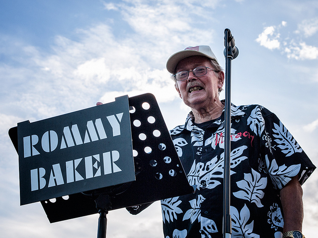 """Memory"" Rommy Baker (1935 – 2015) – Big Band Night 31.01.+ 28.02.2016 in Calpe, Mario Schumacher Blog"