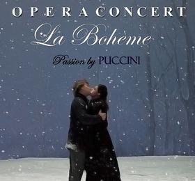 La Bohéme - Opera de Pucchini en Calpe