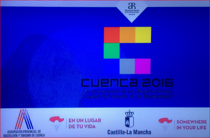 Workshop CUENCA für Europäische Residenten an der Costa Blanca - im Hotel AR Diamante Beach**** von Calpe