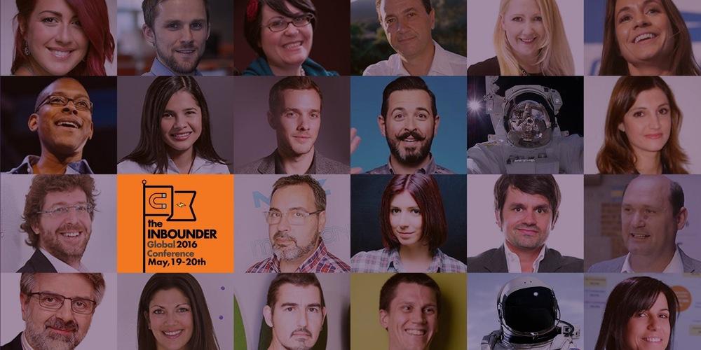 """Grösste """"Inbound-Marketing-Konferenz 2016"""" in Europa.  """"The Inbounder Global Conference"""" 19. + 20.Mai in Valencia (Spanien), Mario Schumacher Blog"""