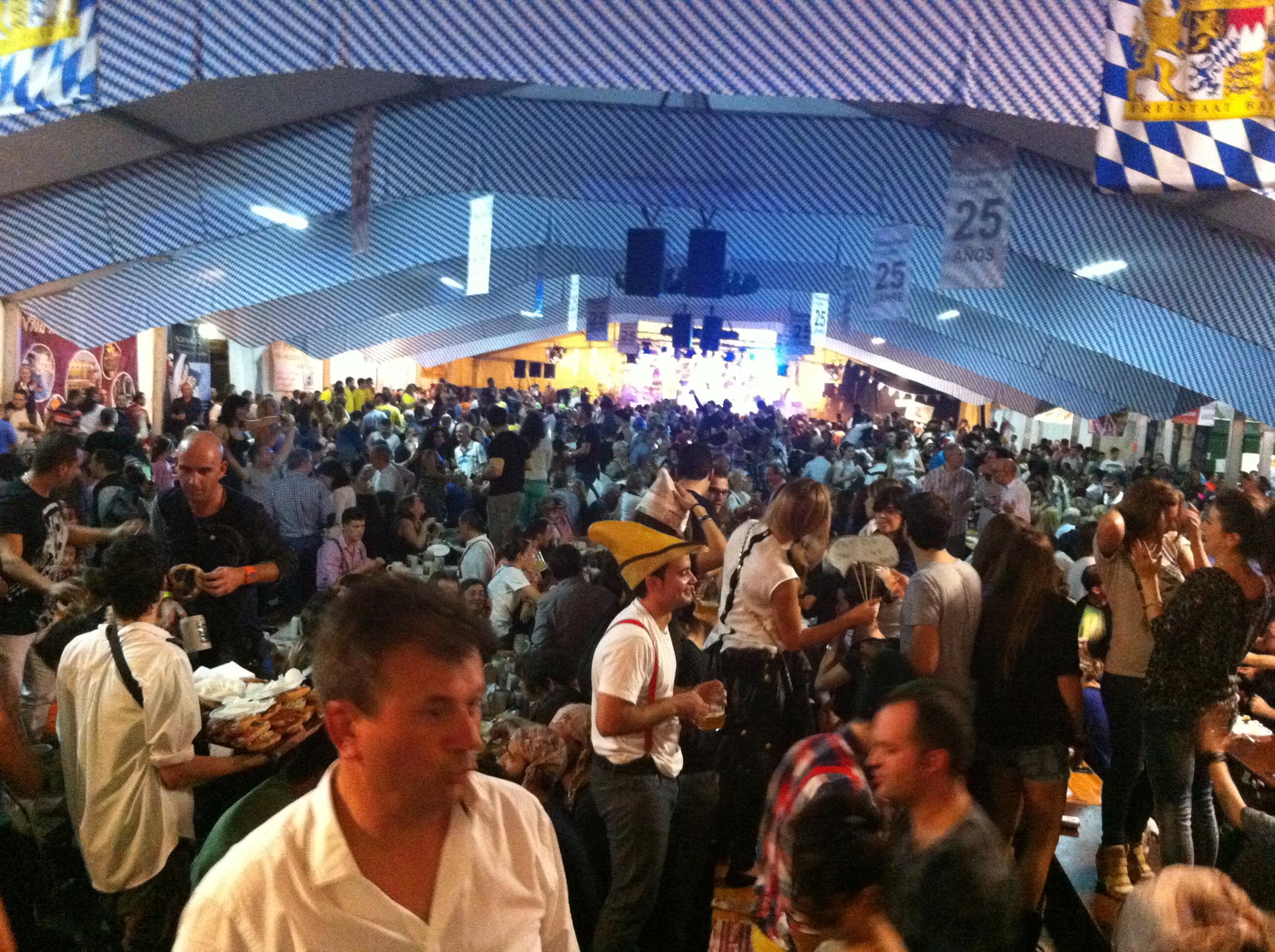 Oktoberfest Calpe 2016 / Fiesta de la Cerveza del CCC – 26.Octubre al 06.Noviembre, Mario Schumacher Blog