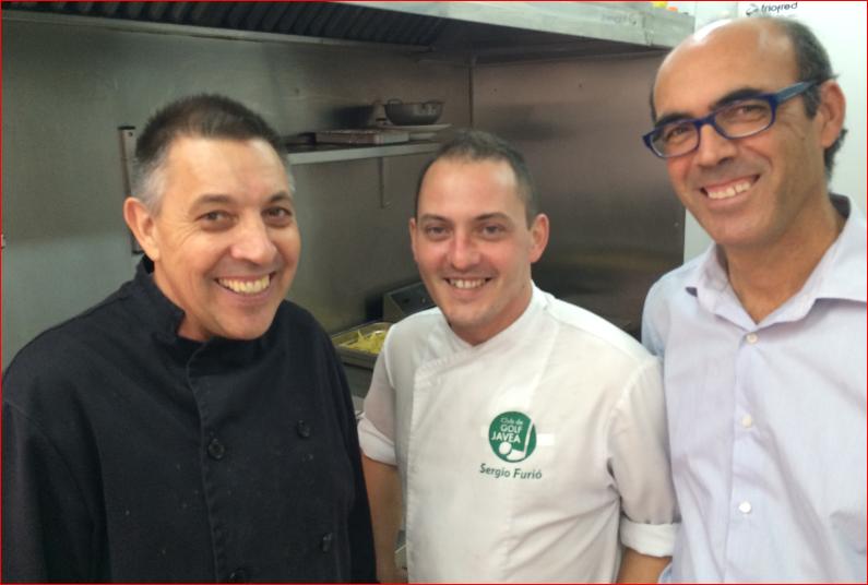 """Gastronomie-Geheimtip """"Restaurant Club de Golf"""" in Jávea/Xàbia an der Costa Blanca (Spanien), Mario Schumacher Blog"""