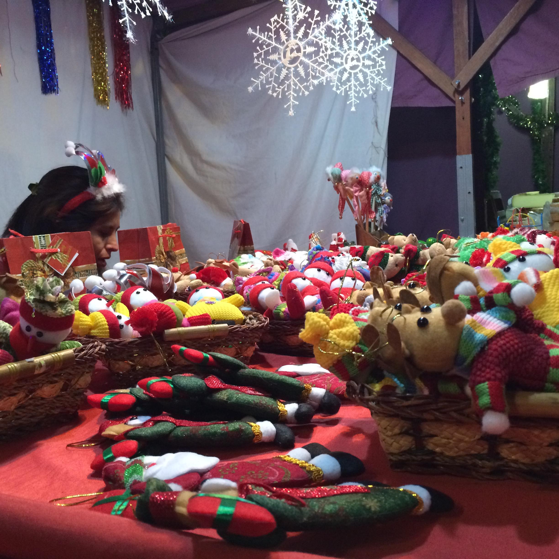 Feria Navideña Calp - Weihnachtsmarkt Calpe