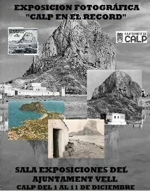 """XXI EXFICALP """"75 Aniversario Restaurante Baydal"""" del 01.-11.Diciembre 2016 en Calpe, Mario Schumacher Blog"""