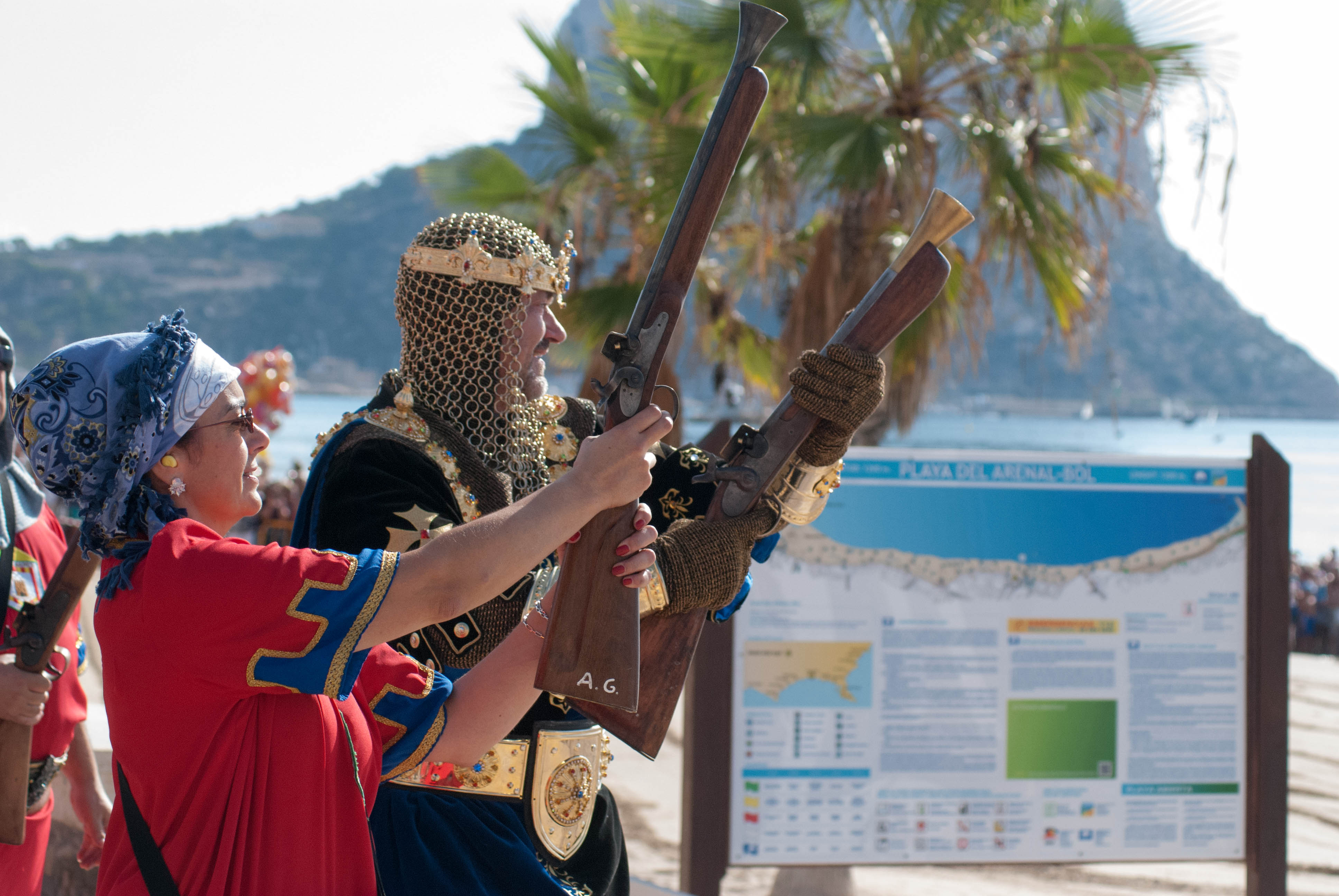 ¿Cómo se organiza una Capitanía en las fiestas de Calpe? …y 1001 GRACIAS!!!, Mario Schumacher Blog