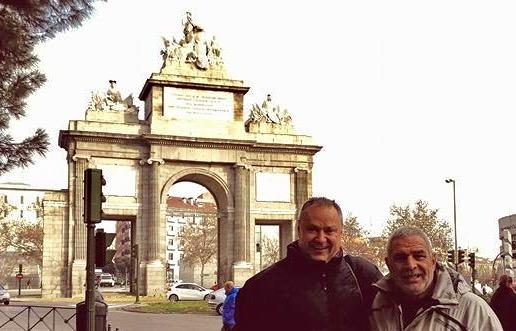 Madrid verzaubert!!!  Geschichte(n) in der Hauptstadt von Spanien, Mario Schumacher Blog