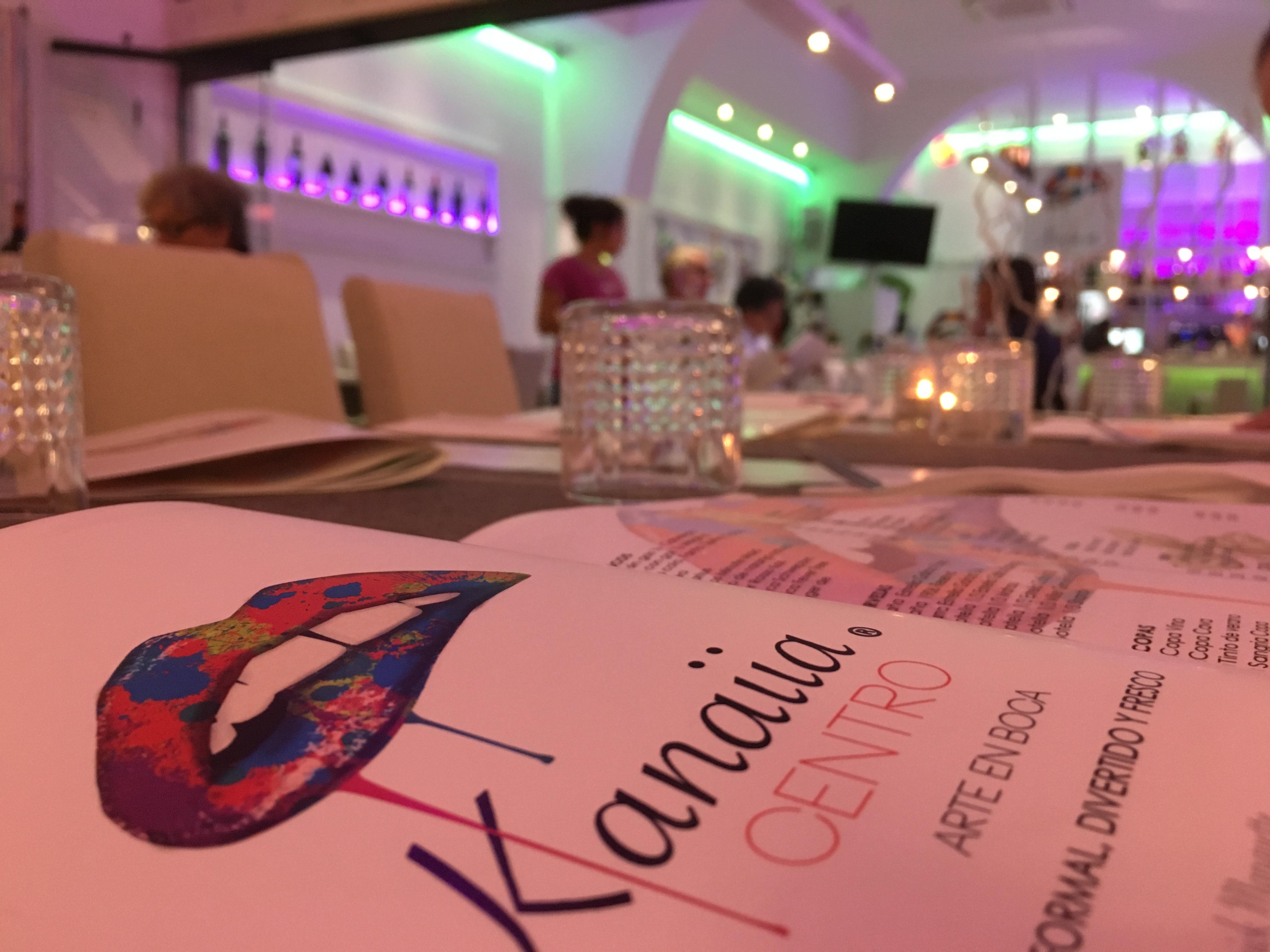 """Besondere Gaumenfreuden in Calpe. Restaurante """"Kanaiia Centro"""" mit Urban Food & Tapas de Autor, Mario Schumacher Blog"""