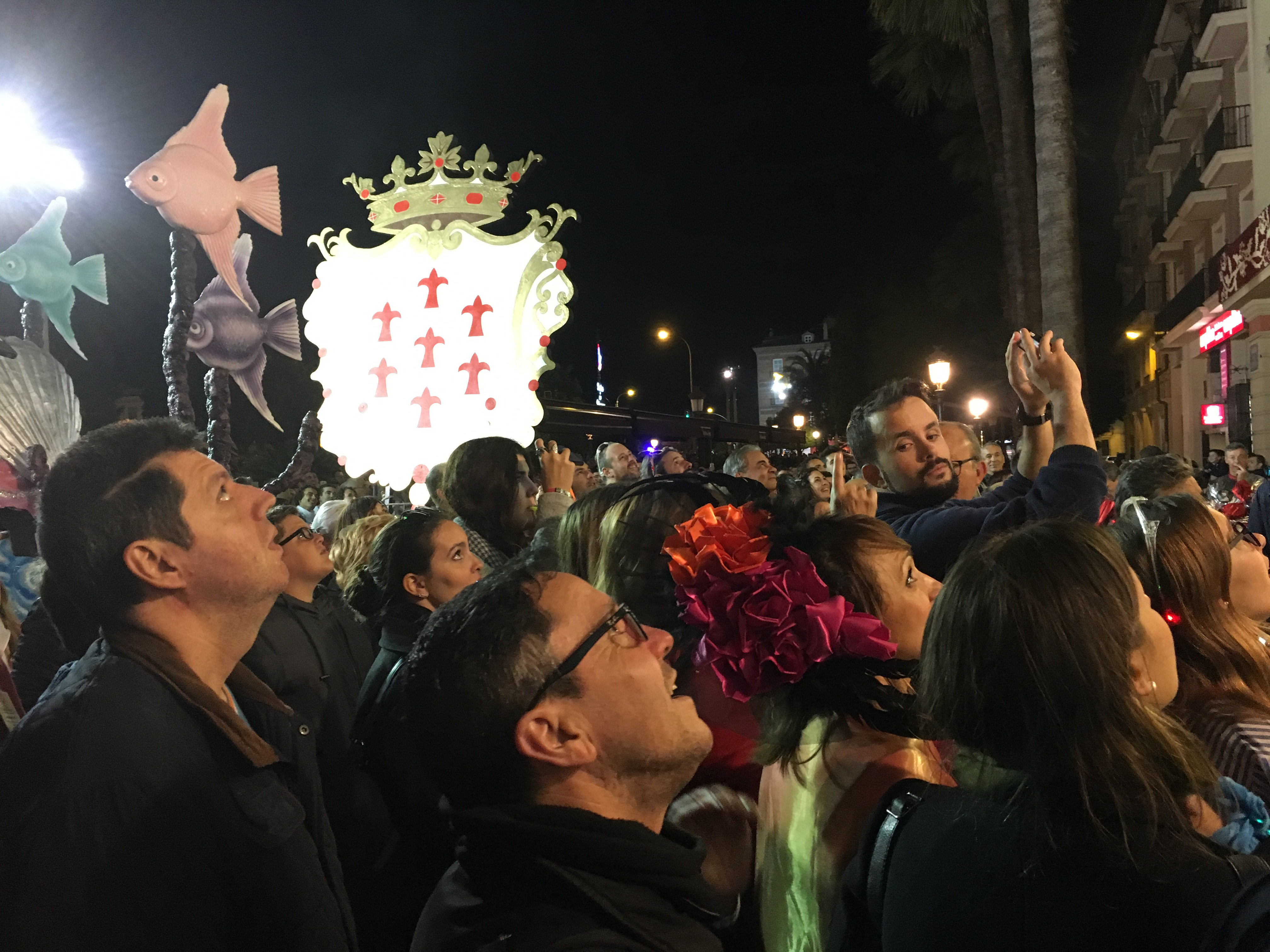 Das etwas andere Fest, mit der Sardine in Murcia (Spanien), Mario Schumacher Blog