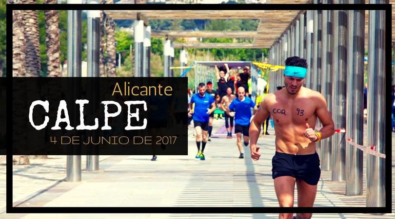 Survivor Race Calpe – 04.Junio 2017, Mario Schumacher Blog