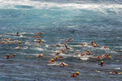 Travesía a nado Vuelta al Peñón de Ifach de Calpe – 23.Septiembre 2018, Mario Schumacher Blog