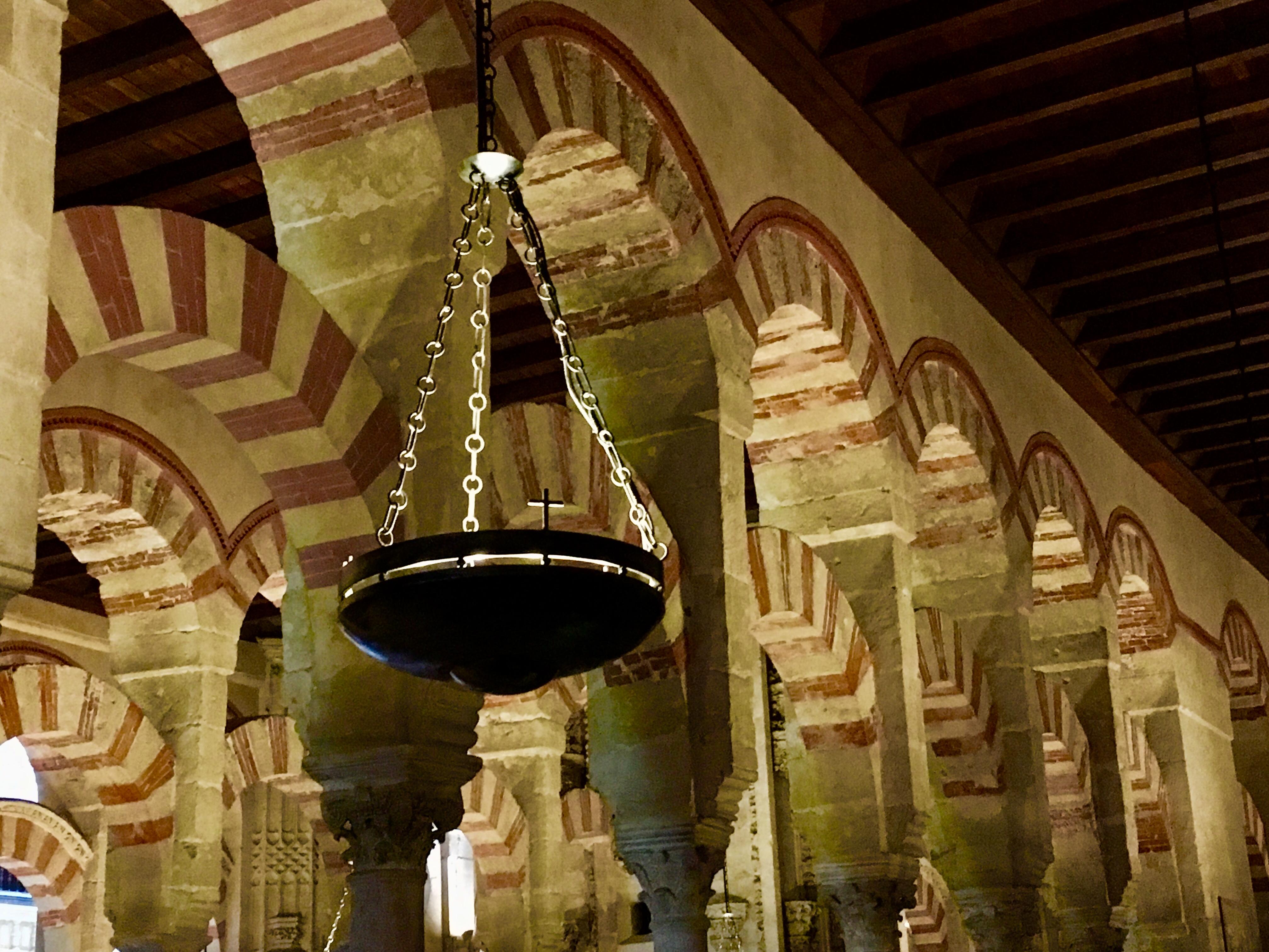 Mezquita in Cordoba (Spanien)