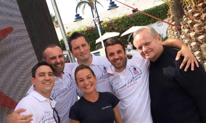 "Invitado a bordo en el ""Gourmet Race 2018"" de Moraira, Mario Schumacher Blog"