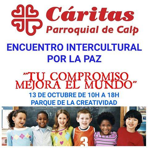 II Encuentro Intercultural por la Paz en Calpe – 13.Octubre, Mario Schumacher Blog
