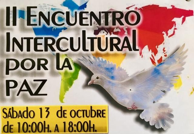 Encuentro Intercultural de la Paz en Calpe