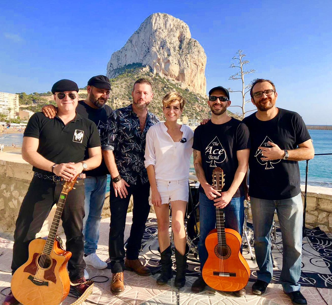 Ace Band y las fiestas de Calpe en RTVE (La 2)