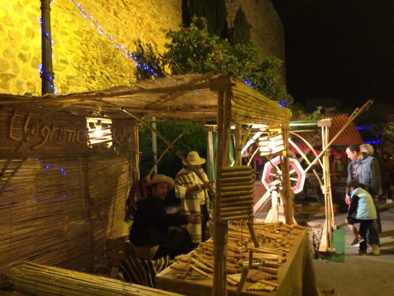 Feria de Navidad (Weihnachtsmarkt) en el casco antiguo de Calpe, del 6 al 9 de Diciembre 2018, Mario Schumacher Blog
